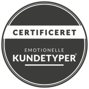 Certificeret - Emotionelle Kundetyper®